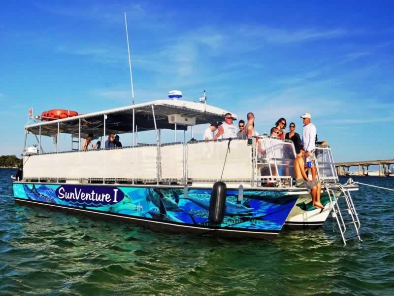 SunVenture I Catamaran Venue