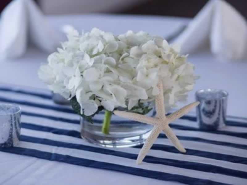 destin flowers wedding ideas nautical