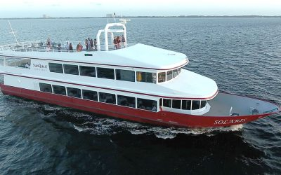 SOLARIS Yacht Venue | Dine, Dance, Cruise, Wed