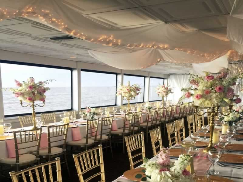 destin wedding catering ideas gold