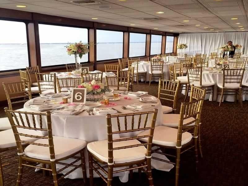 destin wedding venues gold chair rentals