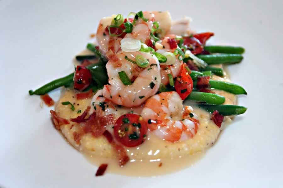 destin florida wedding catering shrimp and grits