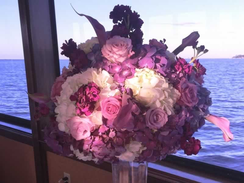 florist in destin fl purple