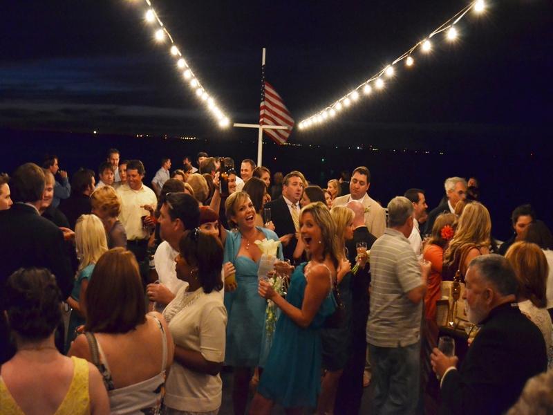 Destin beach weddings Shorty & Rhonda Wedding Reception 2013-23