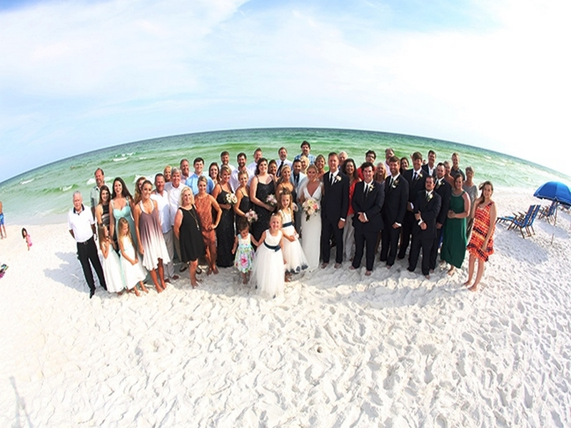 destin beach weddings group