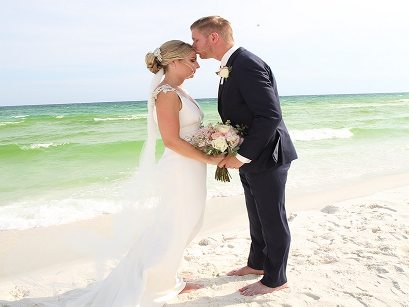 destin beach weddings normans kiss cr