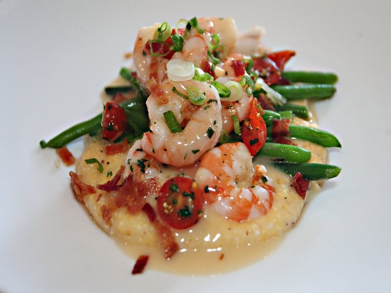 destin wedding catering shrimp and grits