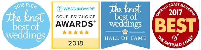 Destin wedding venues awards 2018 web large