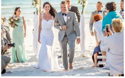 The Martorellos – Destin Beach Wedding & Yacht Reception