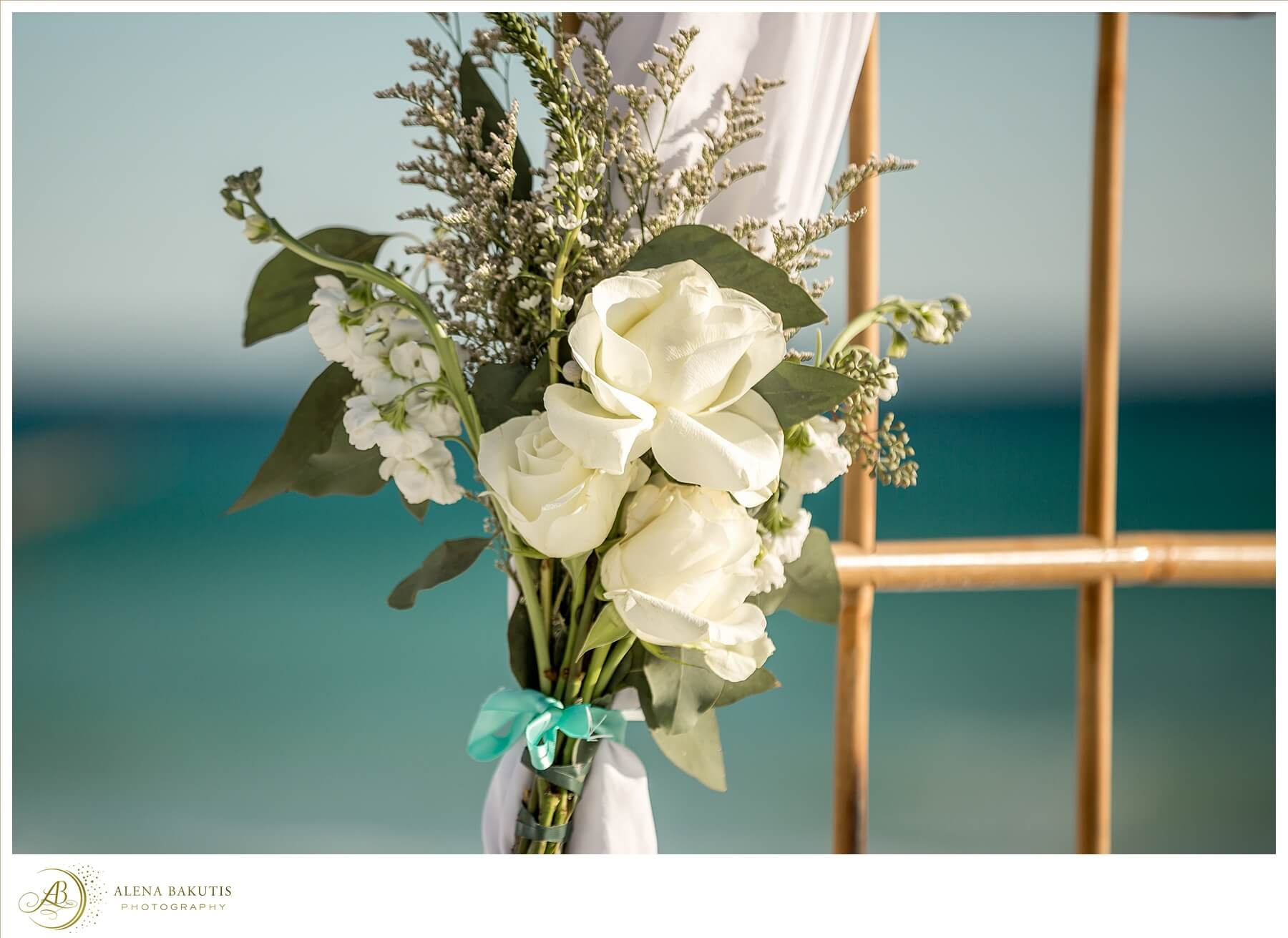 destin florida beach weddings flowers Alena Bakutis Photography - Amber Brandon-298_WEB
