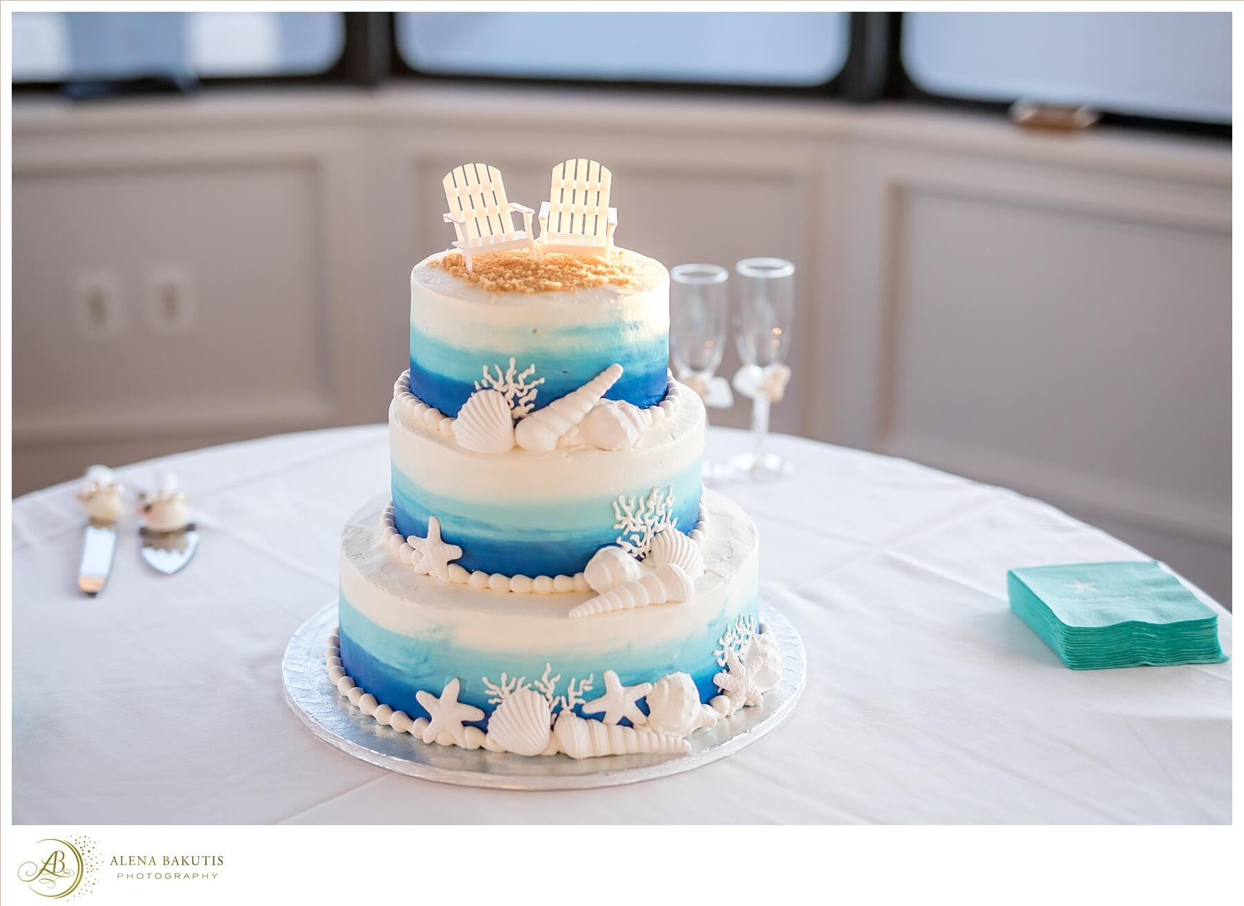 destin wedding cakes Alena Bakutis Photography - Amber Brandon-490_WEB