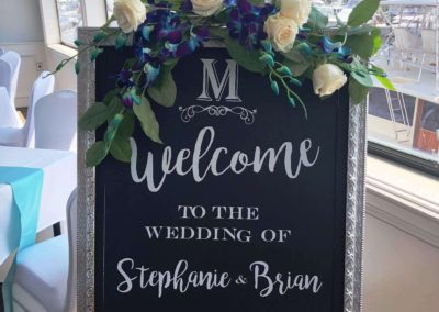 destin weddings custom sign step and brian 6.31.08 compressed