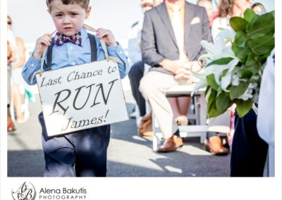 custom destin weddings last chance to run james