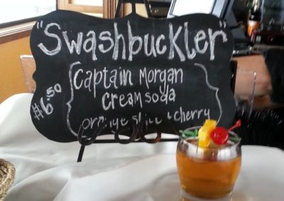 custom destin weddings specialty cocktail