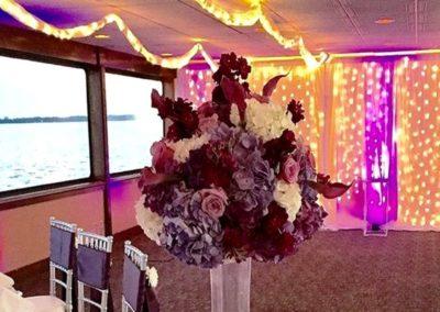 destin wedding venues floral design lighting