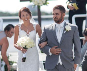 destin fl weddings karley wesley married