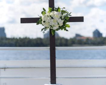destin wedding flowers cross karley