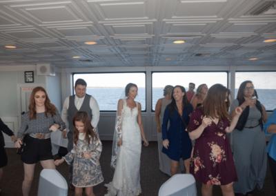 destin wedding venue reception dancing karley wesley