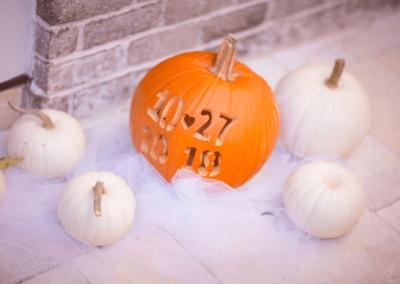 destin weddings 2018 pumpkins