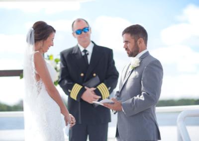 destin weddings karley wesley vows