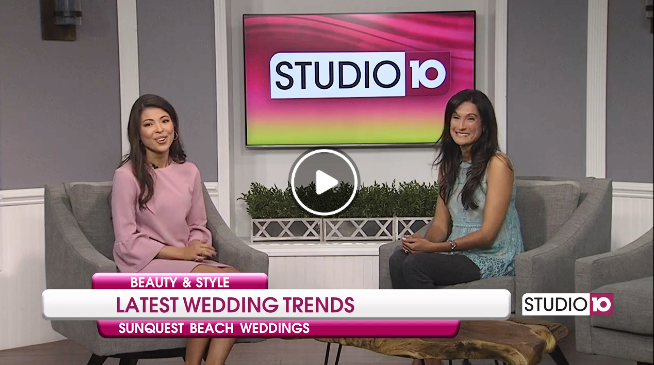 SunQuest Beach Weddings Featured on Fox Mobile