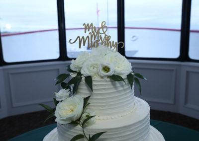 destin weddings eddie and whitney cake
