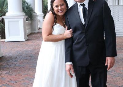 destin weddings eddie and whitney w dad