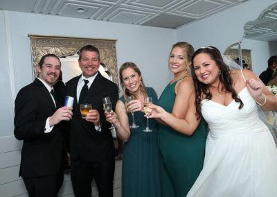 destin weddings eddie and whitney wedding party