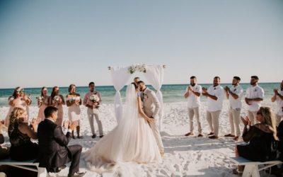 Destin Florida Beach Weddings Featuring Avi + Manny