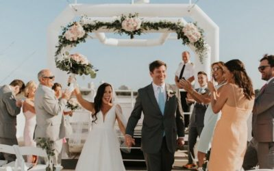 Destin Florida Wedding Featuring Lizzie + Taylor